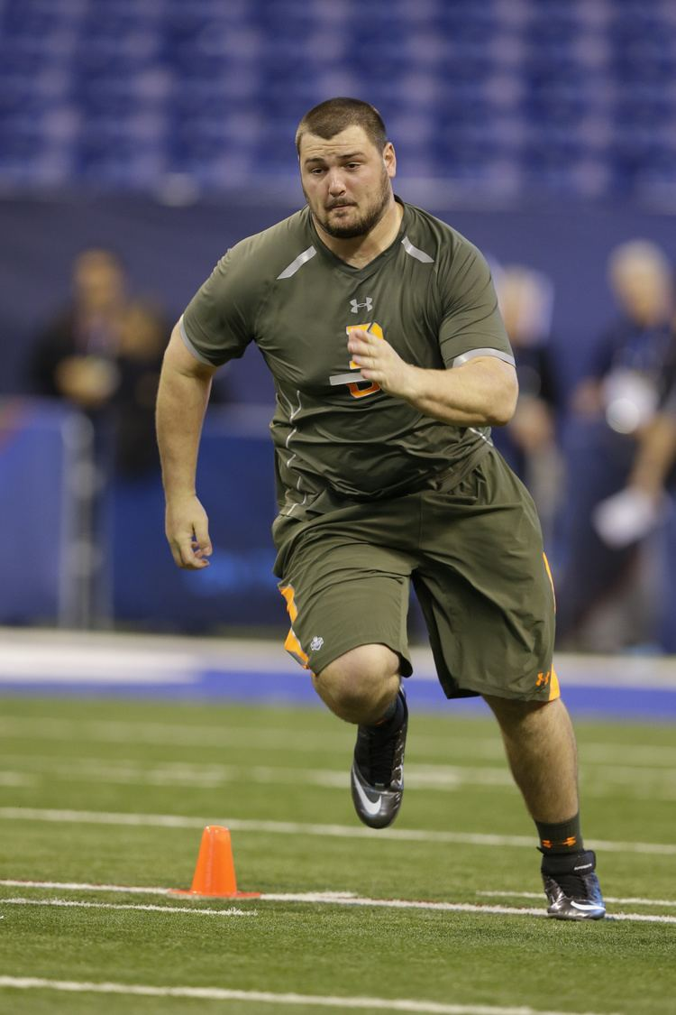 Russell Bodine UNC39s Bodine Ebron shine at NFL Scouting Combine