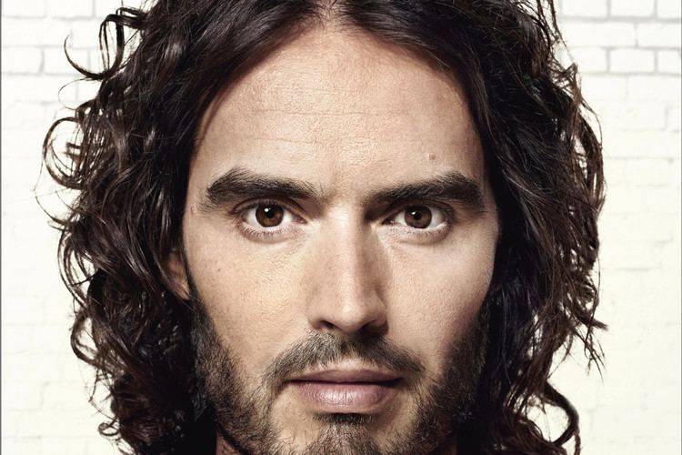 Russell Brand Russell Brand Says He Wants A 39Revolution39 On Point with
