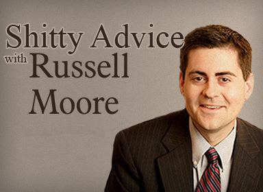 Russell D. Moore Baptist seminary39s Dean of Students advises a fake chaplain