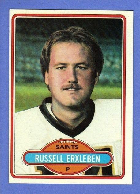 Russell Erxleben Former Saints K Russell Erxleben Sentenced To PrisonAgain