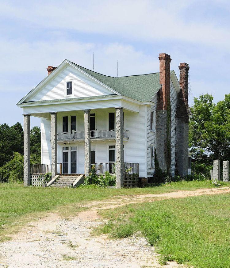 Russell-Heath House