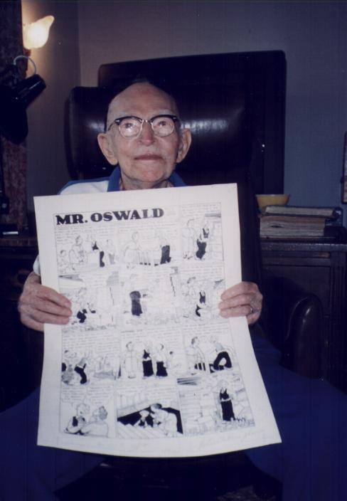 Russell Johnson (cartoonist)