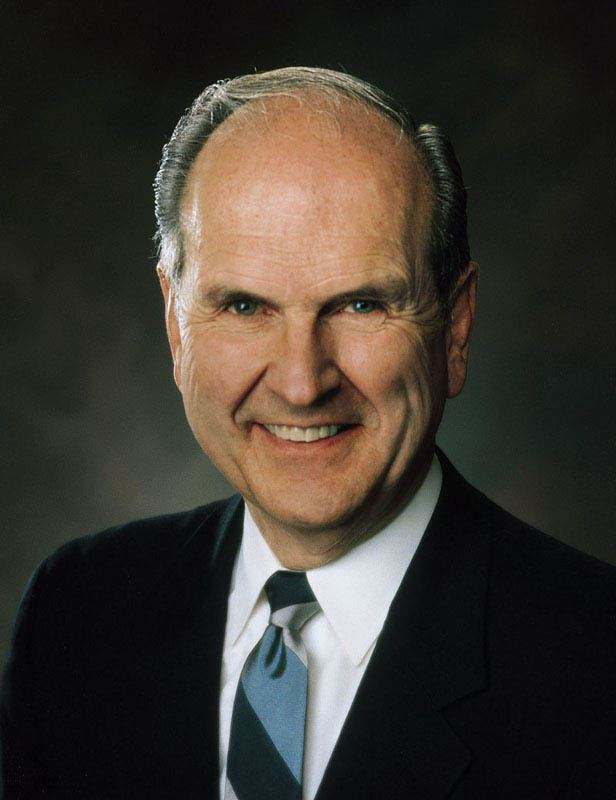 Russell M. Nelson Russell M Nelson Doctor Surgeon Living Apostle