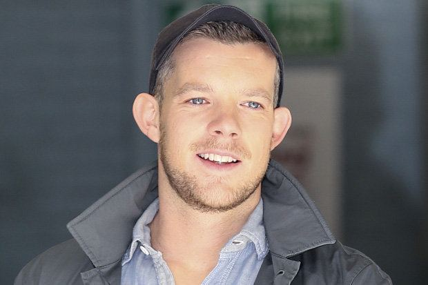 Russell Tovey Russell Tovey left with 39crusty butt cheek39 after tick