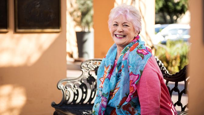 Russi Taylor Voice Actress Russi Taylor on Playing Minnie Mouse Falling for