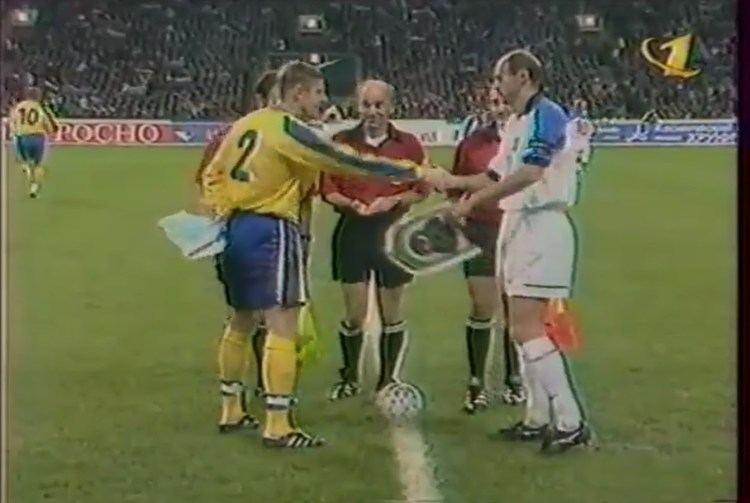 Russia v Ukraine (UEFA Euro 2000 qualifying) httpsiytimgcomviNVuFUy5Su6wmaxresdefaultjpg