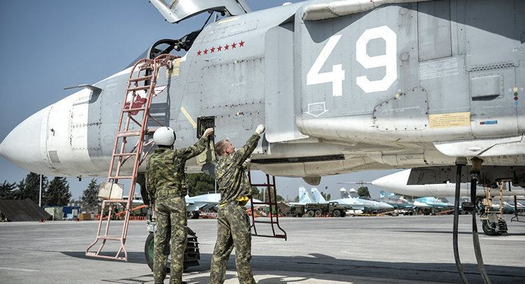 Russian Aerospace Forces Russian Aerospace Forces to Continue Striking Terrorists in Syria
