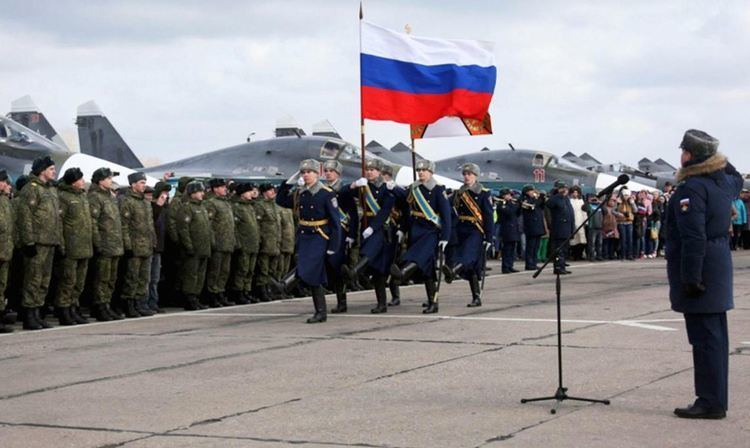 Russian Aerospace Forces Aerospace Defense Forces Will Return to Syria