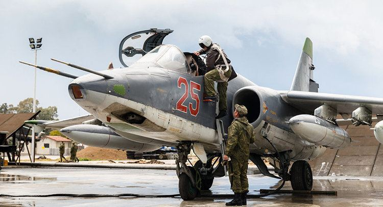 Russian Aerospace Forces Russian Aerospace Forces in Syria Showed Ability to Resist Any Aggressor