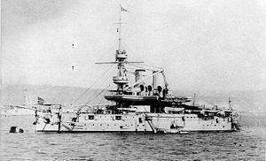 Russian battleship Georgii Pobedonosets httpsuploadwikimediaorgwikipediacommonsthu