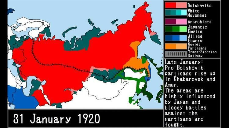 Russian Civil War The Russian Civil War YouTube