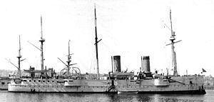Russian cruiser Vladimir Monomakh httpsuploadwikimediaorgwikipediacommonsthu