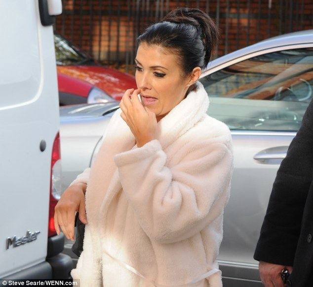 Russian Dressing (film) movie scenes Dressed down Kym looked deep in though as she got ready to film scenes on