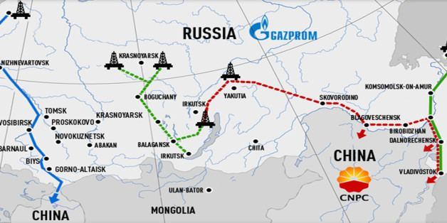 Russian Far East Why the Russian Far East Is So Important to China The Huffington Post