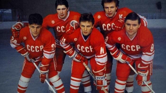 Russian Five Red Army39 Doc Goes Behind Hockey39s Iron Curtain Rolling Stone