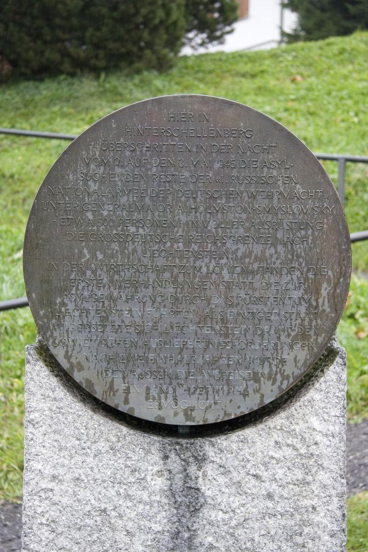 Russian Monument (Liechtenstein) httpsuploadwikimediaorgwikipediacommonsee