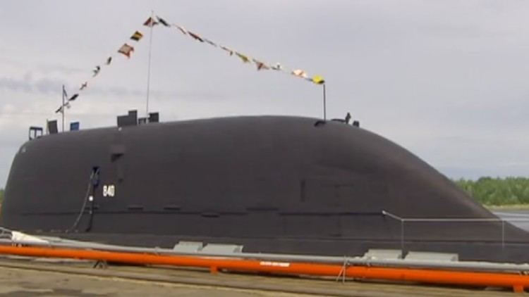 Russian submarine Severodvinsk Russian Submarine Finally Completed After 20 Years YouTube