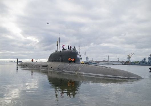 Russian submarine Severodvinsk httpssmediacacheak0pinimgcomoriginals5a