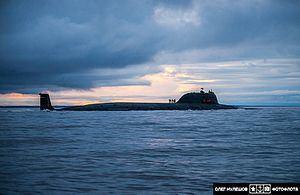 Russian submarine Severodvinsk Russian submarine Severodvinsk Wikipedia