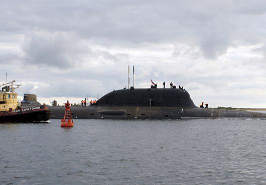 Russian submarine Severodvinsk Severodvinsk Naval Today