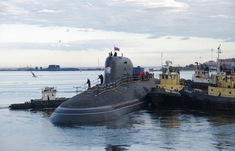 Russian submarine Severodvinsk Russia39s New Nuclear Submarine Severodvinsk Is Finally Here