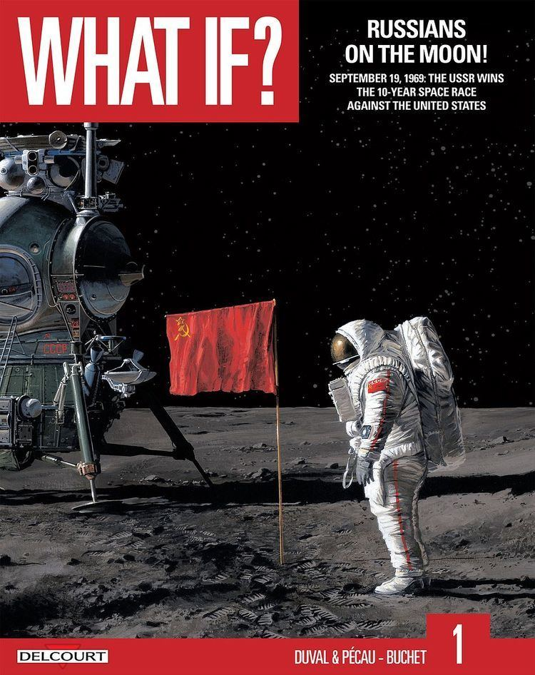 Russians on the Moon!