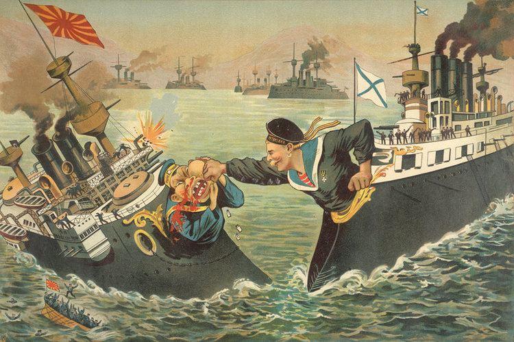 Russo-Japanese War ROMANOV FAMILY RUSSOJAPANESE WAR 1904 The Romanov Family