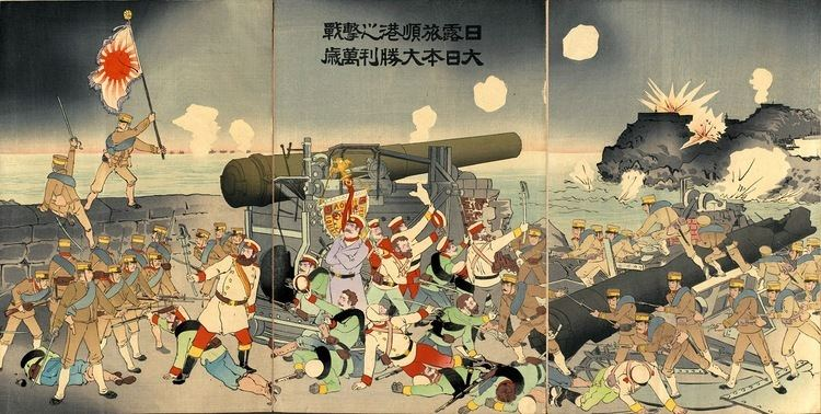 Russo-Japanese War The Mad Monarchist Clash of Monarchies The RussoJapanese War