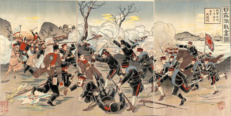Russo-Japanese War The RussoJapanese War Historum History Forums
