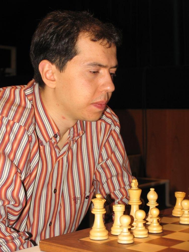 Rustam Kasimdzhanov Chess Classic Mainz 2010 CCM10 20100806 20100808