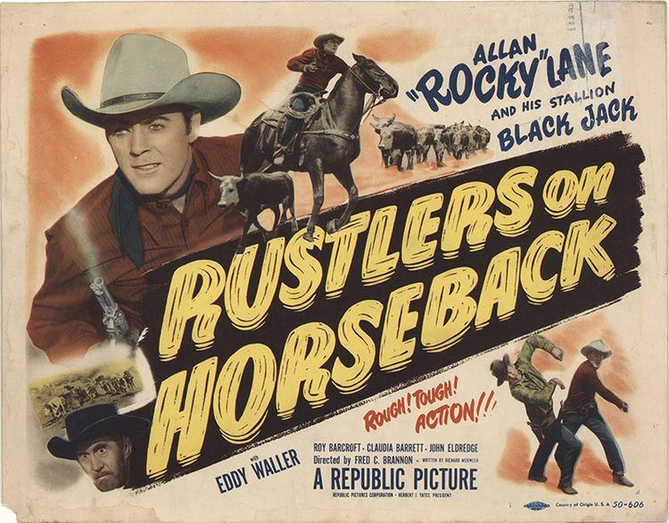 Rustlers on Horseback Rustlers on Horseback 1950 Original Movie Poster FFF38322 FFF