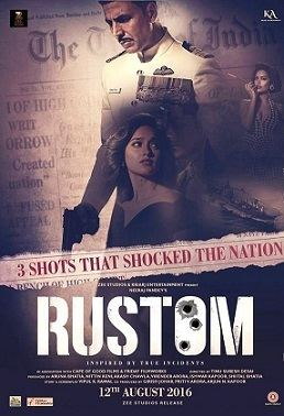 Rustom (film) Rustom film Wikipedia
