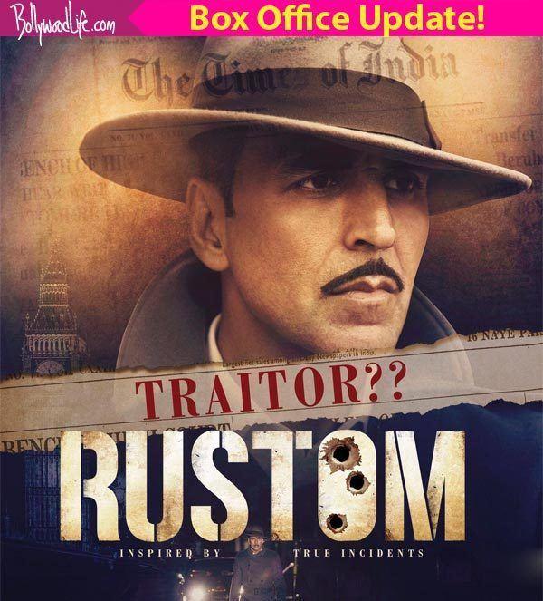 Rustom (film) Rustom Day 2 box office collection Akshay Kumar39s film is flying