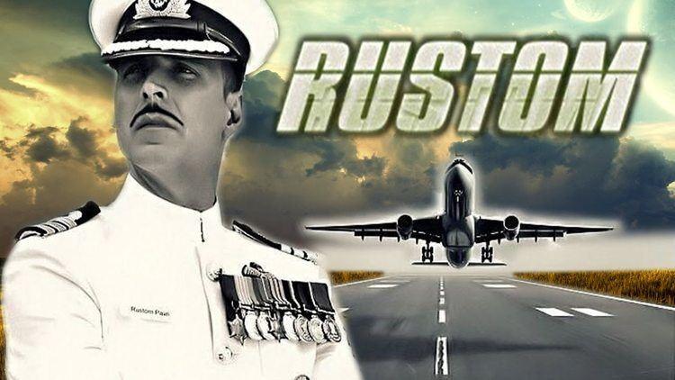 Rustom (film) RUSTOM First Look 2016 Akshay Kumar Direct By Neeraj Pandey