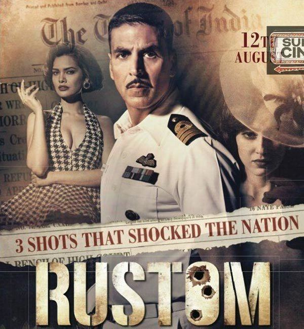 Rustom (film) Rustom box office collection Akshay Kumar39s film becomes his second