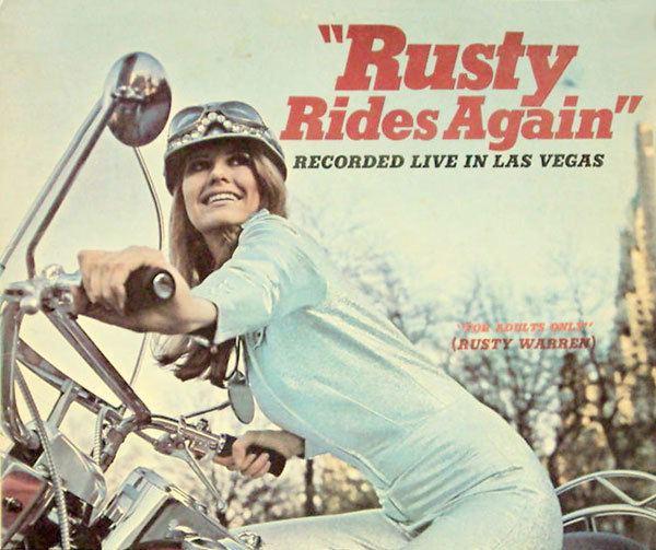 Rusty Warren Rusty Warren TVparty