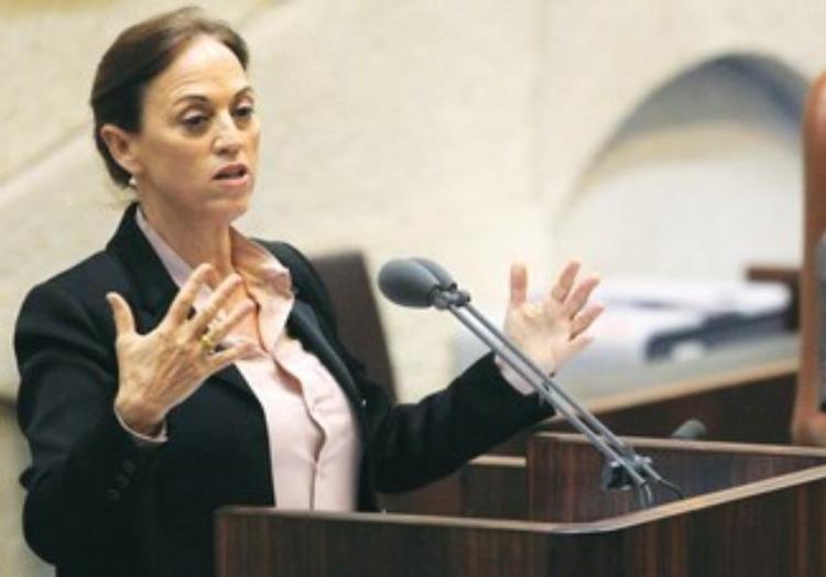 Ruth Calderon Meet the MK Ruth Calderon Features Jerusalem Post