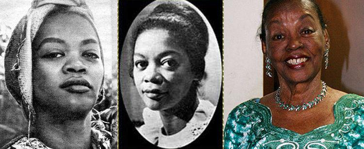 Ruth de Souza Three generations of black actresses Ruth de Souza Zez Motta and