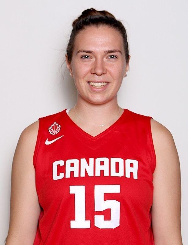 Ruth Hamblin Ruth Canada Basketball