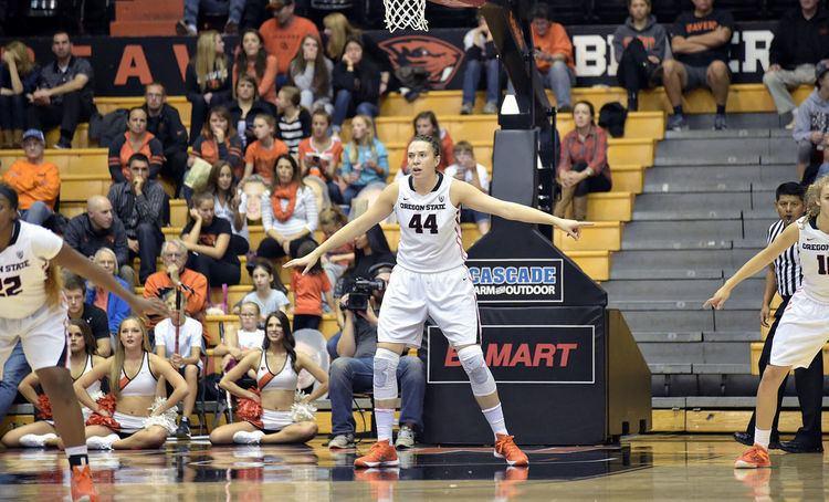 Ruth Hamblin OSU women39s basketball Hamblin rockets into stardom Basketball
