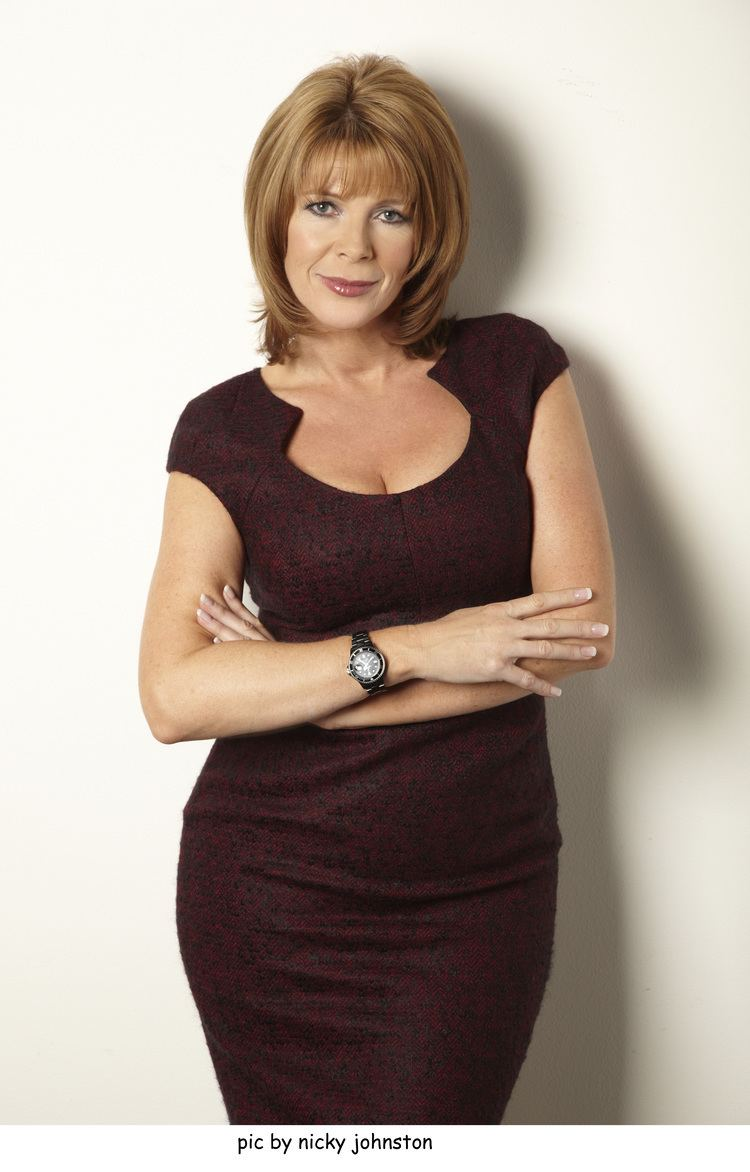 Ruth Langsford Interview with Tesco Real Food Judge and TV Presenter Ruth