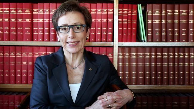Ruth McColl Judge Ruth McColl calls for NSW Bar to alter culture brief female