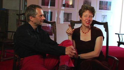 Ruth Noack Interview mit Ruth Noack und Roger M Buergel Flickr
