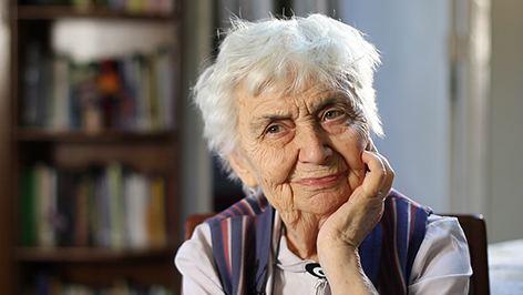 Ruth Pfau Ruth Pfau ist 85 Ein Leben gegen Lepra religionORFat