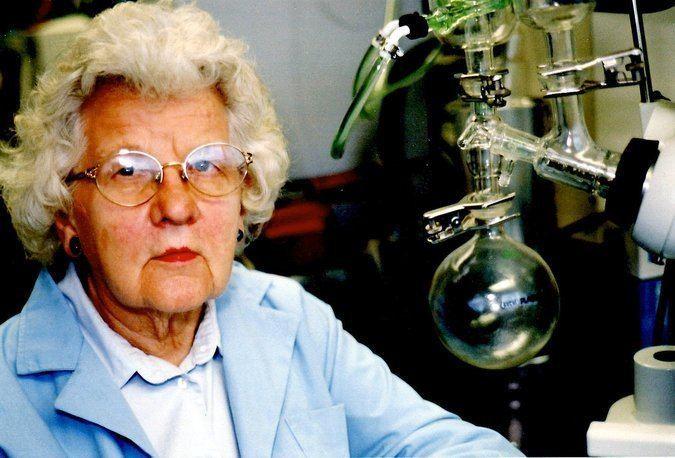 Ruth R. Benerito Ruth Benerito Who Made Cotton Cloth Behave Dies at 97