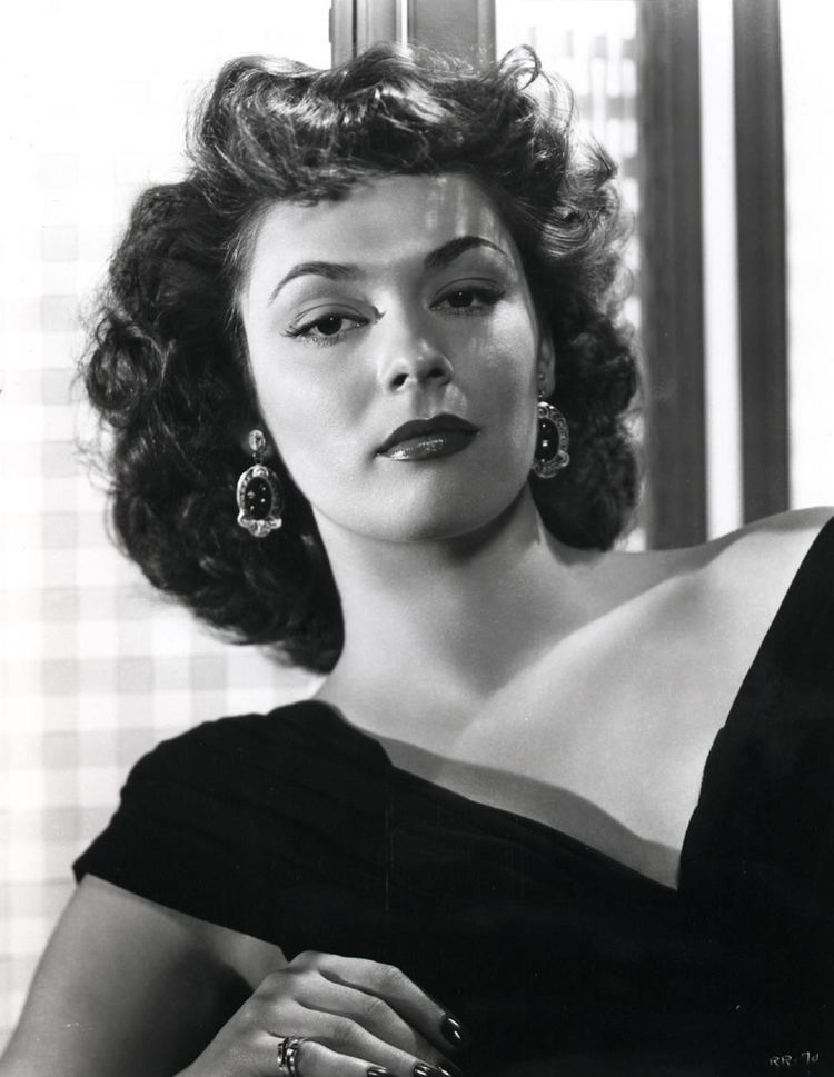 Ruth Roman Picture of Ruth Roman