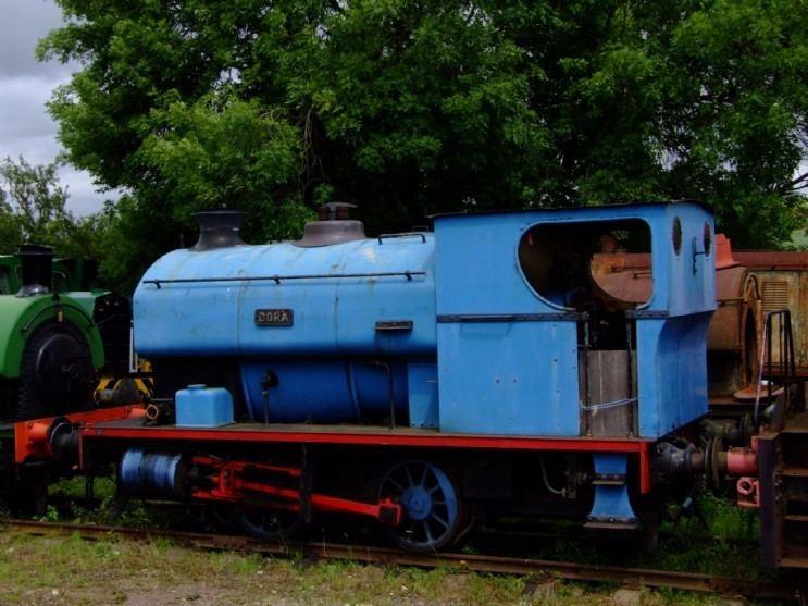Rutland Railway Museum 110709 Rutland Railway Museum Dora