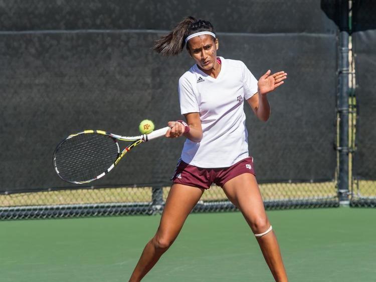 Rutuja Bhosale Texas AM University Athletics Rutuja Bhosale Named SEC Womens