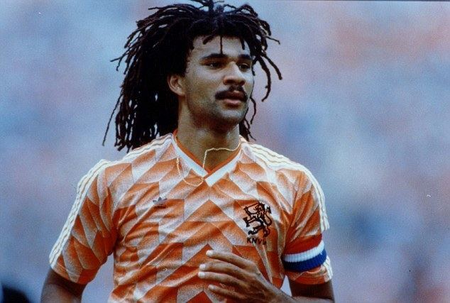 Ruud Gullit Ruud Gullit Net worth Salary House Car Girlfriend