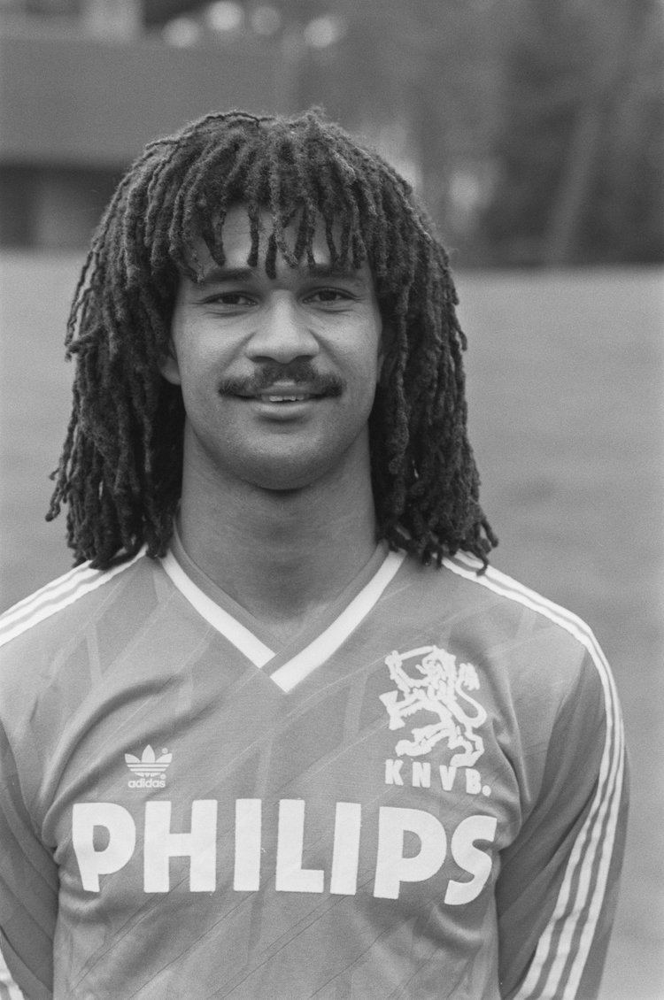 Ruud Gullit Ruud Gullit Wikipedia the free encyclopedia